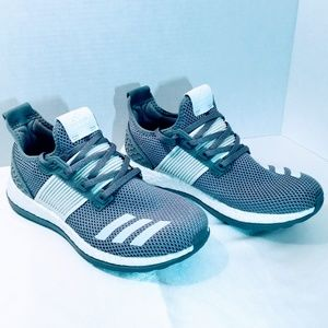 Adidas Pure Boost ZG Solid Grey/Crystal White